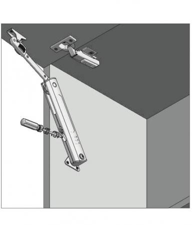 Piston de ridicare MINILIFT Medium 3.5-4.5 kg11