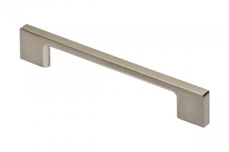 Maner mobila ZAMAK 160 mm, otel periat [0]
