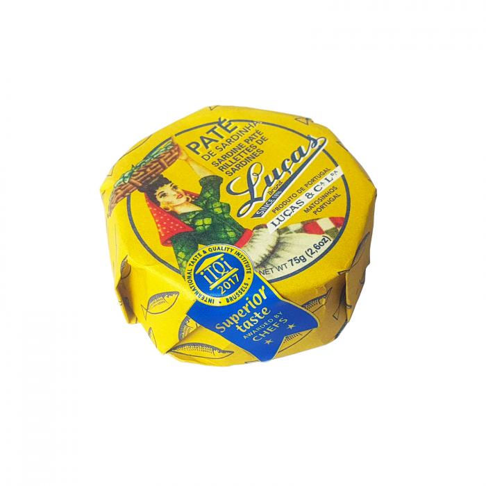 pate sardine [0]