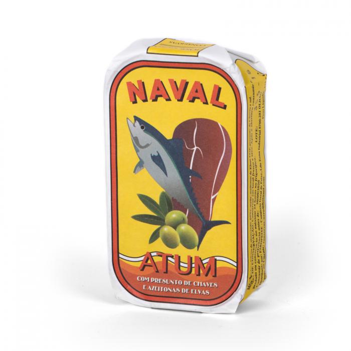 Naval ton cu sunca si masline 0