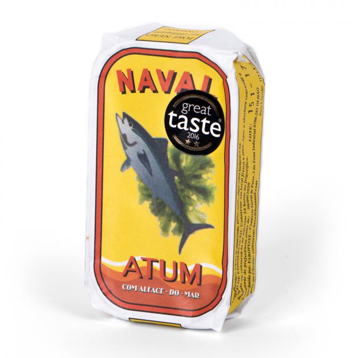 Naval ton cu alge 0