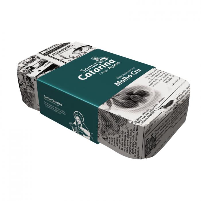 Santa Catarina ton cu molho cru 2