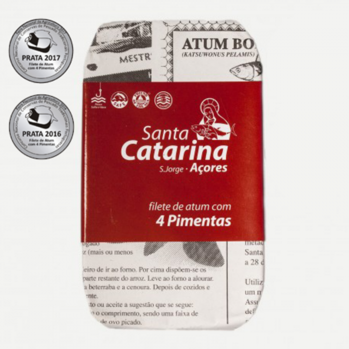 Santa Catarina ton cu ardei 0