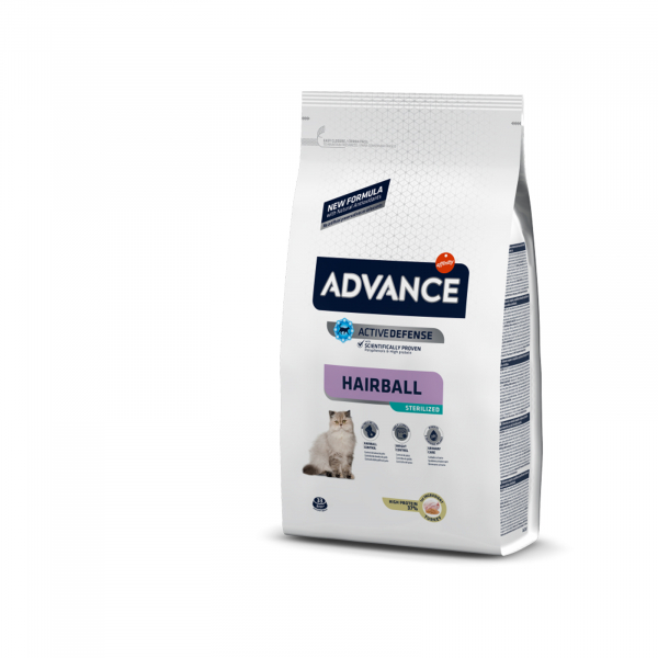 Advance Cat Haibrball Sterilized Vrac per Kg 0