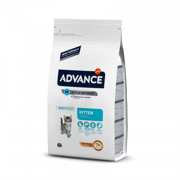 Advance Cat kitten Vrac Per Kg 0