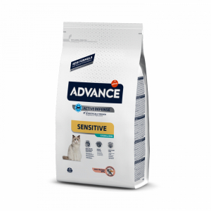 Advance Cat  Sensitiv Somon Sterilizate Vrac per Kg0