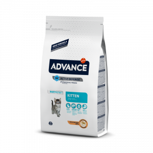 Advance Cat kitten Vrac Per Kg0