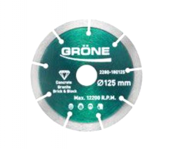 GRONE LAME SERIE 18  HARDEX 0