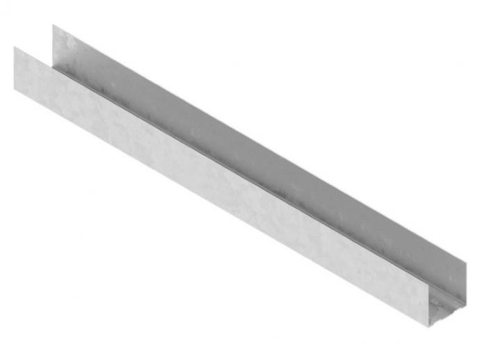 PROFIL GIPS-CARTON NIDA METAL UD30 [0]