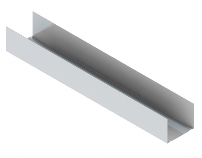 PROFIL GIPS-CARTON NIDA METAL UW50 0