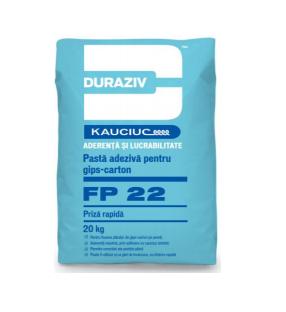 PASTA ADEZIVA PENTRU GIPS CARTON DURAZIV FP22 [0]