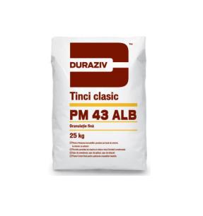 Tinci Duraziv  PM43 Alb [0]