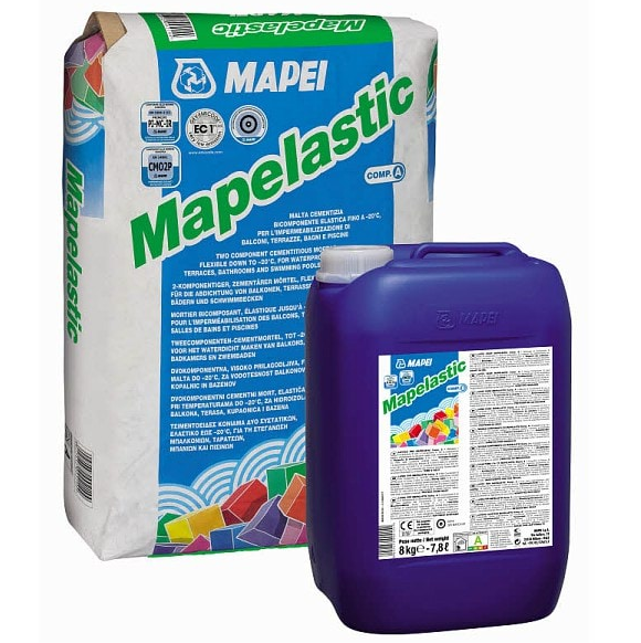 Mortar hidroizolant Mapelastic [0]