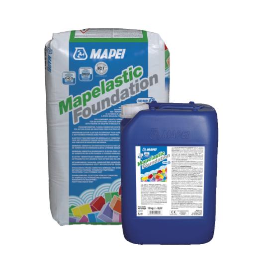 Mortar hidroizolant Mapelastic Foundation 0