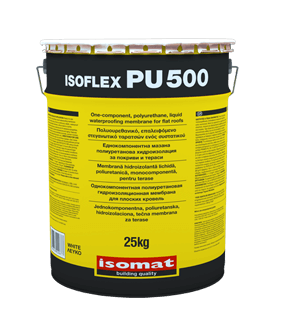 Hidroizolatie lichida poliuretanica Isoflex - PU500 [0]