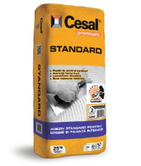 Adeziv gresie si faianta Cesal Standard 0