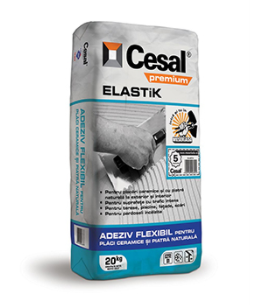 Adeziv piatra naturala Cesal Elastik 0