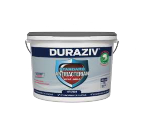 Duraziv vopsea lavabila Standard Antibacterian 0