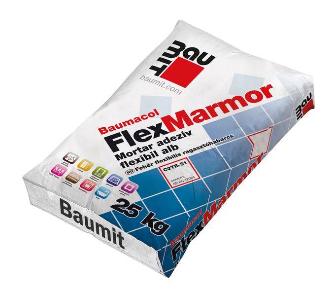 Adeziv marmura Baumit Baumacol FlexMarmor 0