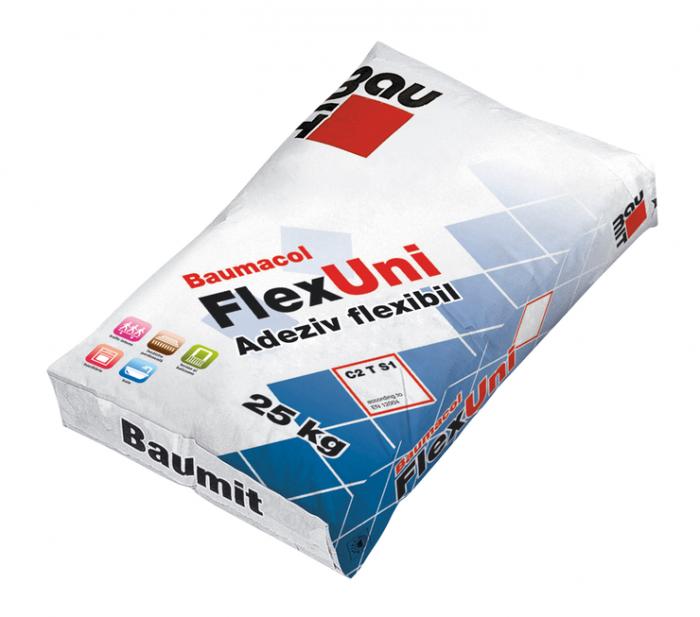 Adeziv gresie si faianta Baumit Baumacol FlexUni [0]