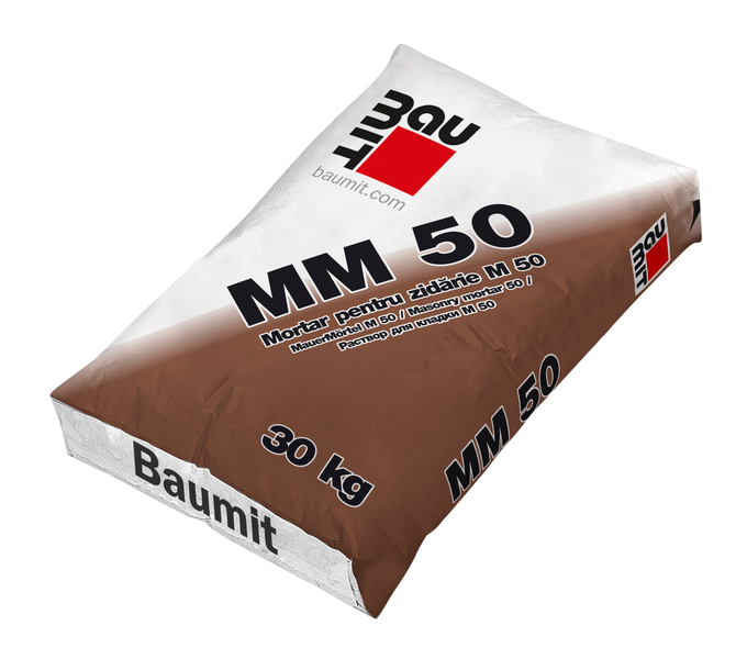 Mortar Baumit MM50 0