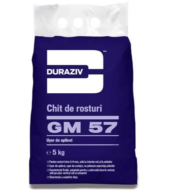 Chit de rost DURAZIV GM 57 5 kg 0