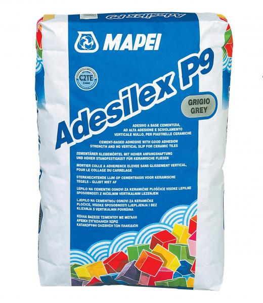 Mapei Adesilex P9  GRI adeziv pentru placi ceramice 0