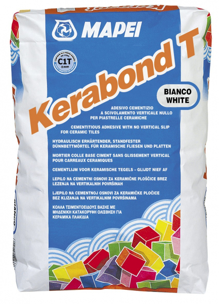 Mapei Kerabond T ALB adeziv pentru placi ceramice 0