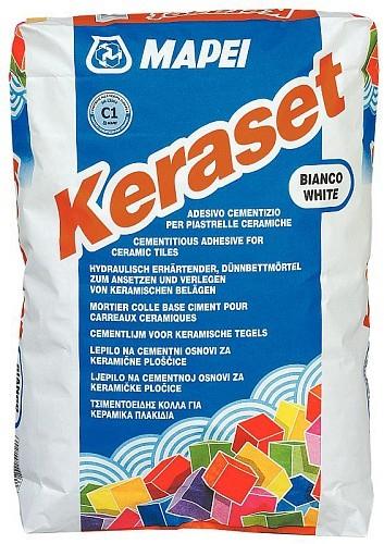 Mapei Keraset adeziv pe baza de ciment (C1). 0