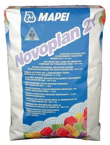 Mapei Novoplan 21 - Sapa autonivelanta cu intarire rapida 0