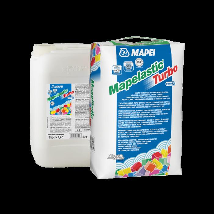 Mortar hidroizolant Mapelastic Turbo 1