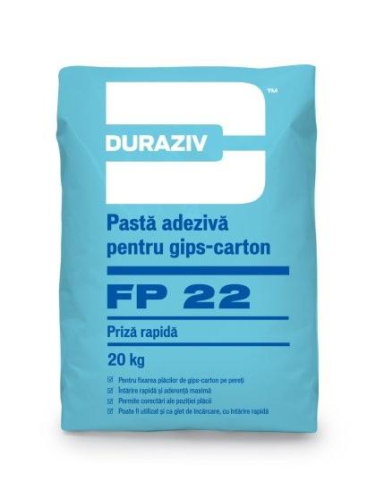 Pasta adeziva pentru gips-carton DURAZIV FP 22 0