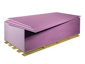 Placile de gips-carton rezistente la foc RF 0