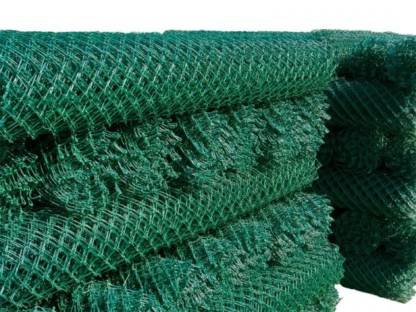 Plasa de gard plastifiata H 2m 0