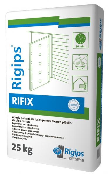 Rigips Rifix Adeziv pentru plăci de gips-carton - 25kg 0