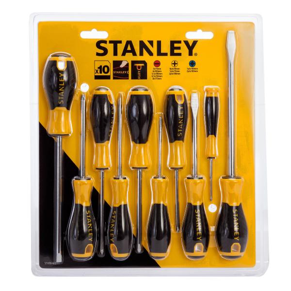 Set 10 surubelnite esentiale Stanley STHT0-60211 1