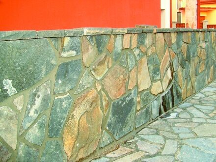 Weber.color Stone Chit pentru piatra naturala (GRI) - 20 kg 1