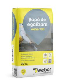Sapa egalizare Weber D10 [0]