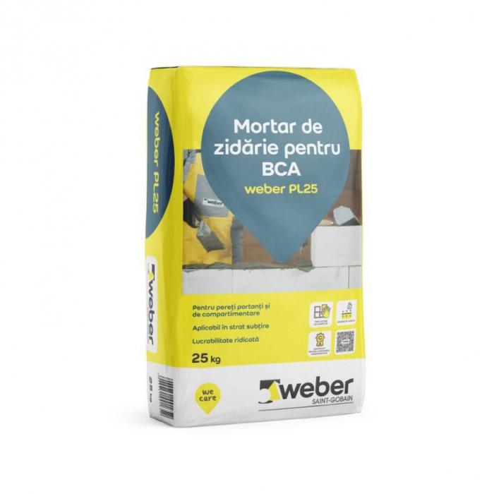 Mortar Weber KL15 0