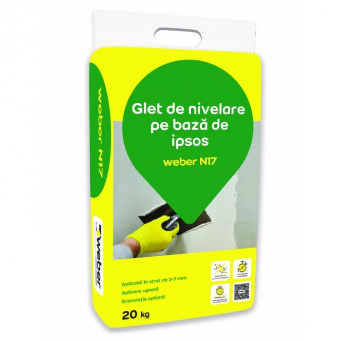 Glet Weber N17 0