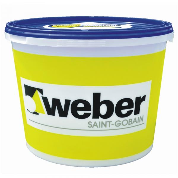 Weber.pas Classic Tencuiala Decorativa (acrilica) - Grupa de culori istorice LIGHT-  25 Kg 0