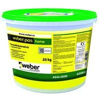 Weber.pas Home Tencuiala Decorativa - Grupa de culoare 3/istorice - 25kg 0