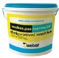 Weber.pas marmolit Tencuiala decorativa - 30 kg 0