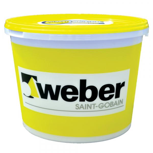 Weber.ton Variosil Vopsea Silicata pentru exterior - Grupa de culoare 2 - 25 Kg 1