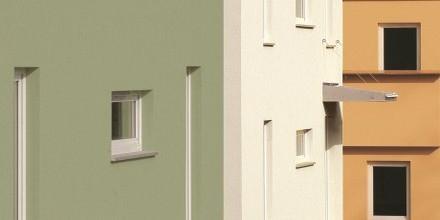 Weber.ton Variosil Vopsea Silicata pentru exterior - Grupa de culoare 3/culori istorice - 25 Kg 1