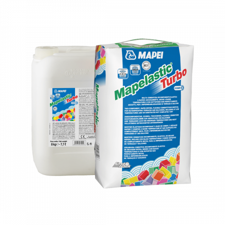 Mortar hidroizolant Mapelastic Turbo0