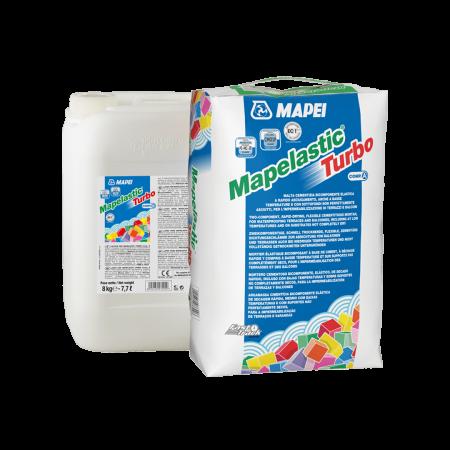 Mortar hidroizolant Mapelastic Turbo1