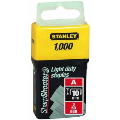 Pachet 1000 capse tapiterie tip A Stanley 1-TRA208T3