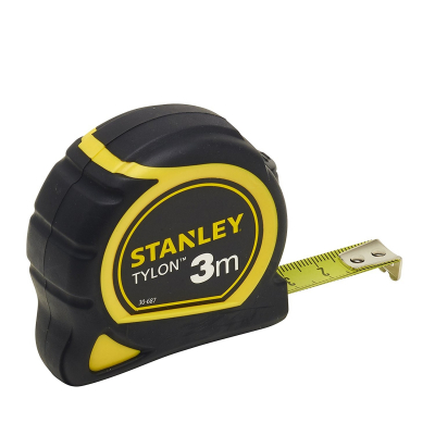 Ruleta Tylon cu protectie cauciuc Stanley 1-30-6872