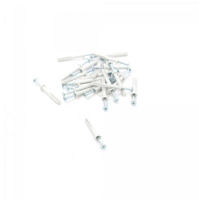 Surub cu diblu din plastic Rigips 6x45mm 100buc2
